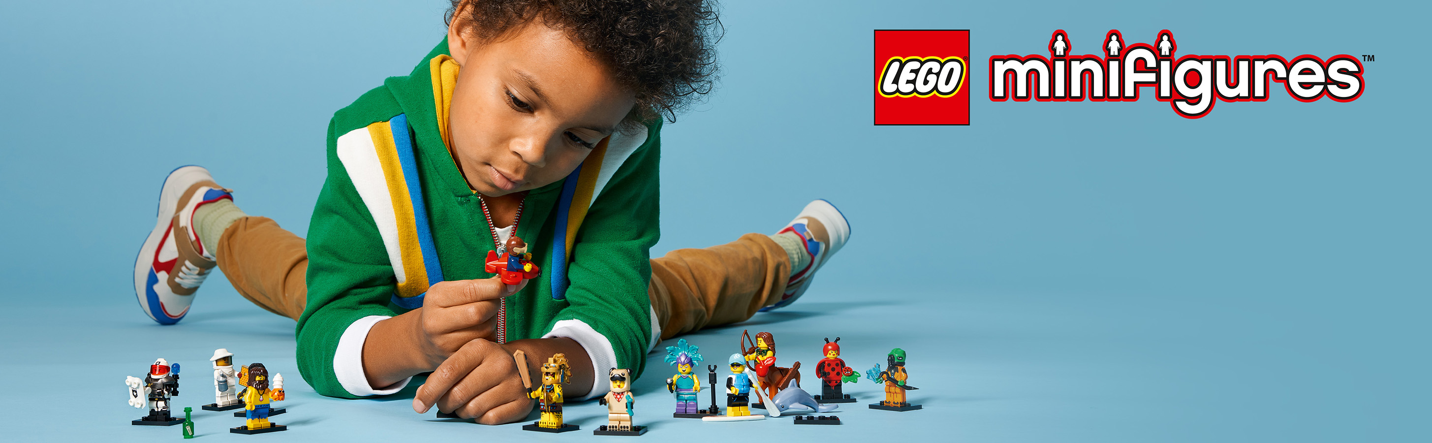 LEGO Minifigúrky