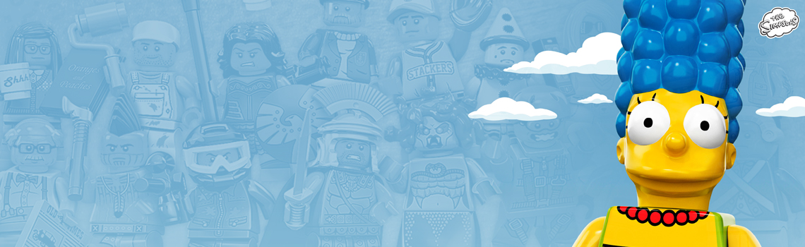 LEGO minifigúrky 16. série 71013