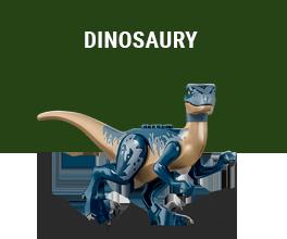 LEGO dinosaury