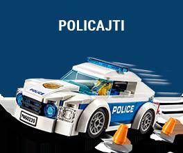 LEGO polícia
