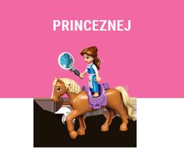 LEGO princezné