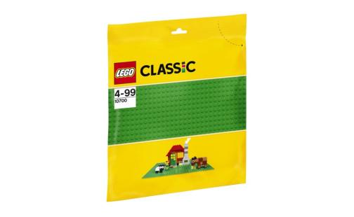 LEGO Classic 10700 Zelená podložka na stavanie