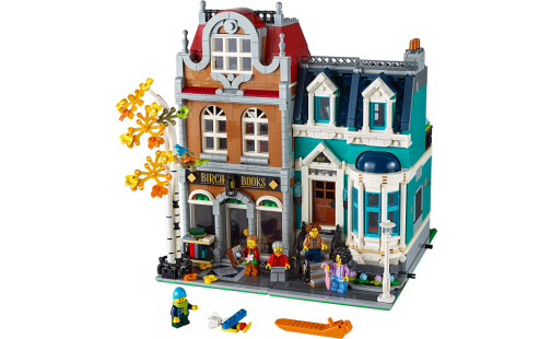 LEGO Creator 10270 Knihkupectví