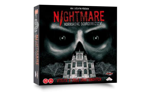 ADC Blackfire NIGHTMARE - Horrorové dobrodružství