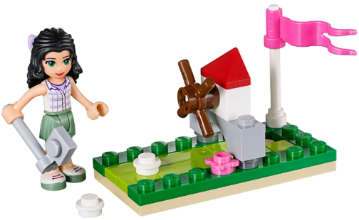 Lego Friends 30203 Mini golf - detail