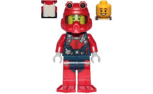 LEGO City 30370 Diver (polybag)