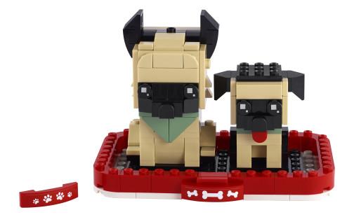LEGO BrickHeadz 40440 Německý ovčák