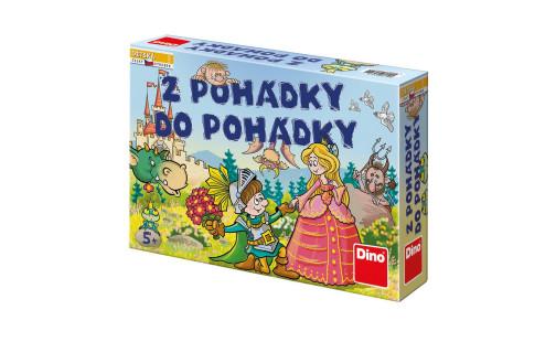 Dino Z POHÁDKY DO POHÁDKY Dětská hra