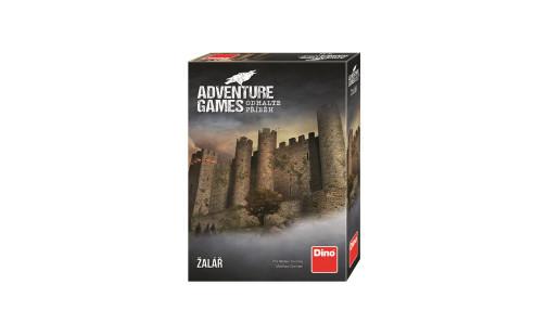 Dino ADVENTURE GAMES: ŽALÁŘ Párty hra