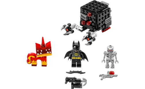 Lego Movie 70817 Batman a útok rozzuřené Kitty