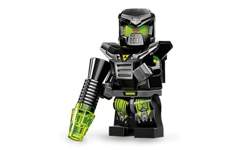 LEGO 71002 Minifigurka 11.série - Nepřátelský robot