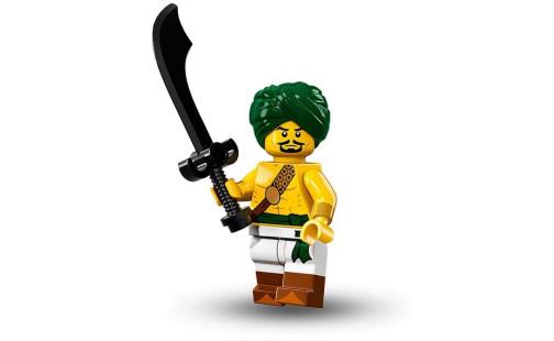 LEGO 71013 Minifigurky - 16. série - 2 - Pouštní bojovník