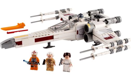 LEGO Star Wars 75301 Stíhačka X-wing Luka Skywalkera