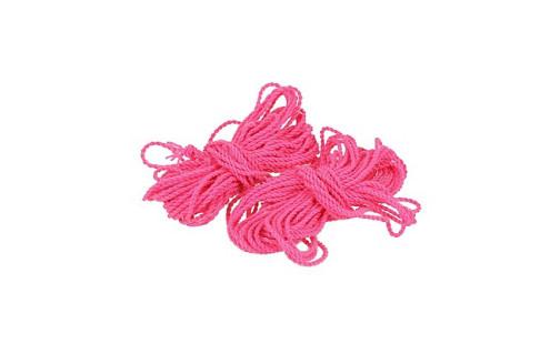 YoYo YoYoFactory provázky - 10 kusů - růžové