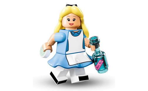 LEGO Creator 71012 minifigurky Disney série 07. Alice (in Wonderland)