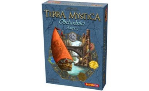 Mindok Terra Mystica: Obchodníci