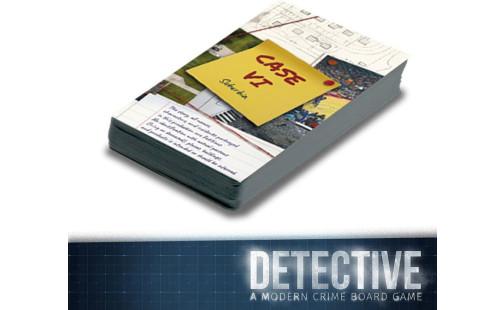REXhry Detektiv: Po stopách zločinu - Šest případ