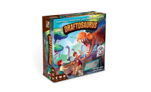 REXhry Draftosaurus
