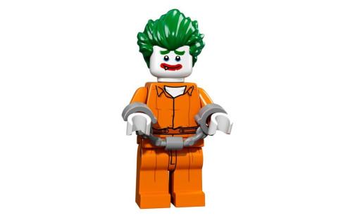 Lego 71017 Minifigurky Batman 08 - Joker z ústavu