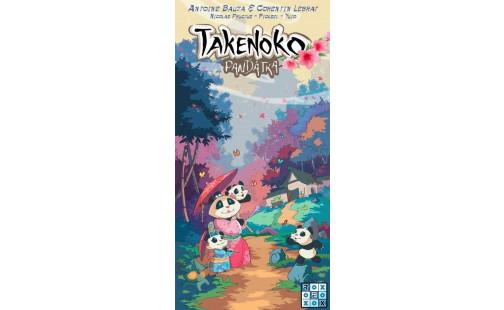 REXhry Takenoko: Panďátka