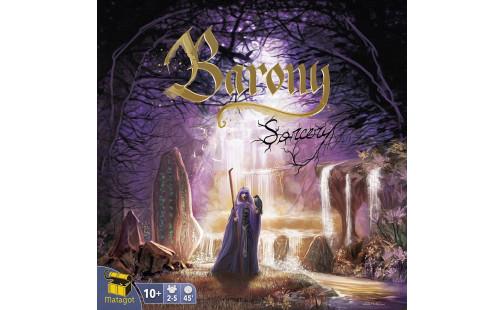 REXhry Barony Sorcery