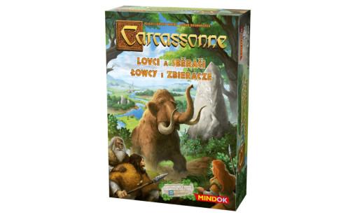 Mindok Carcassonne: Lovci a sběrači