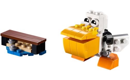 LEGO 30571 Pelican (polybag)