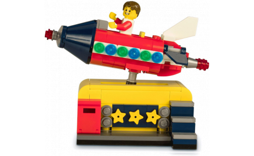 LEGO 40335 Space Rocket Ride