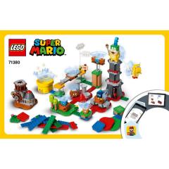 LEGO Super Mario 71380 Set pro tvůrce mistrovská dobrodružství