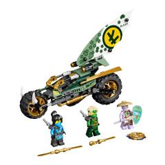 LEGO Ninjago 71745 Lloydova motorka do džungle