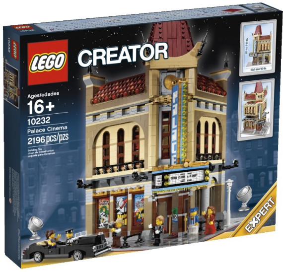 LEGO Creator 10232  Palace Cinema obal