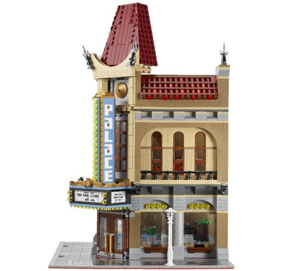 LEGO Creator 10232  Palace Cinema postaven