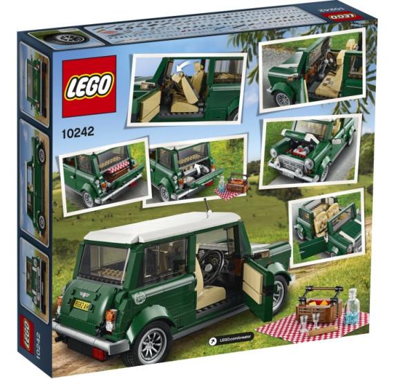 Lego Creator 10242 Mini Cooper obal