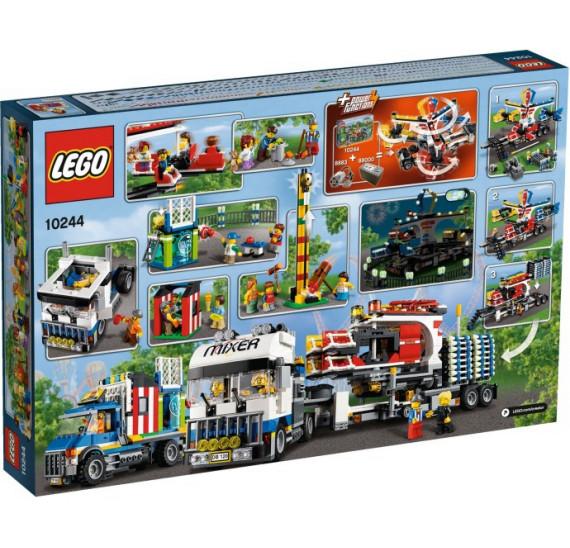 Lego 10244 Fairground Mixer obal