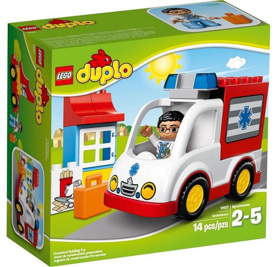 LEGO Duplo 10527 Sanitka obal