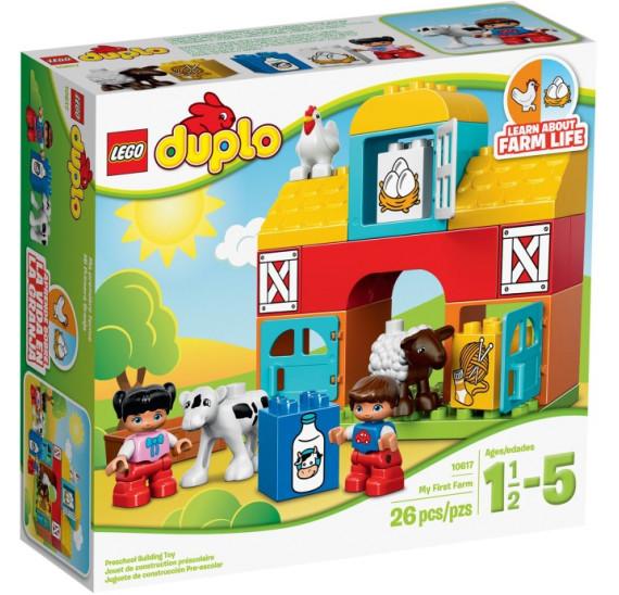 LEGO Duplo 10617 - Moje první farma obal