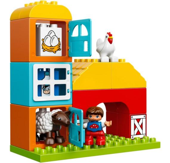 LEGO Duplo 10617 - Moje první farma komplet
