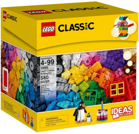 LEGO 10695 Classic Kreativní box