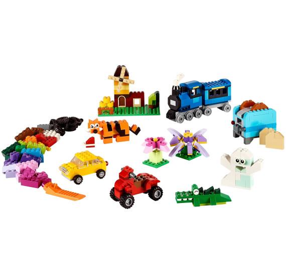 LEGO Classic 10696 - Kreativní box obsah balení