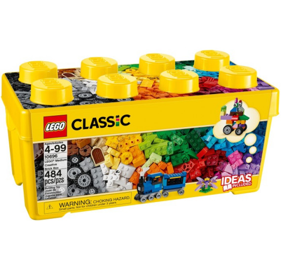 LEGO Classic 10696 - Kreativní box obal