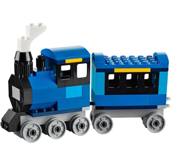 LEGO Classic 10696 - Kreativní box vláček