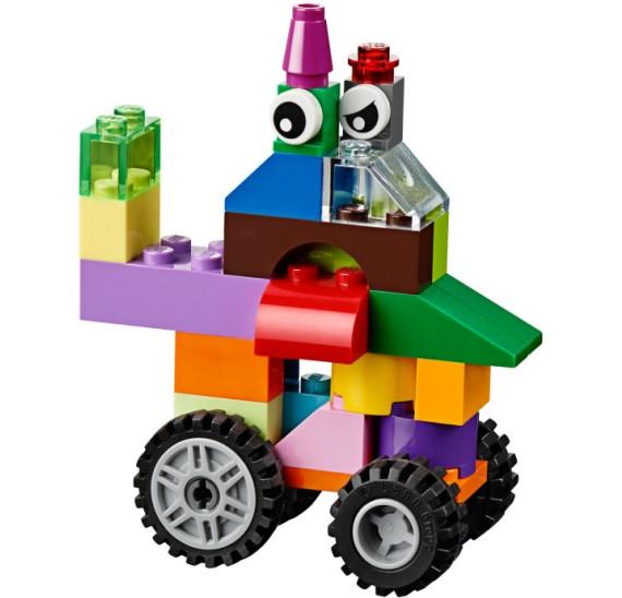 LEGO Classic 10696 - Kreativní box barevný pták