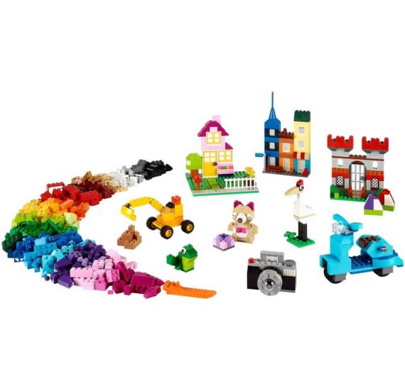 LEGO Classic 10698 Velký kreativní box obsah balení