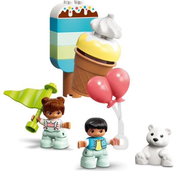 LEGO DUPLO 10958 Tvořivá oslava narozenin