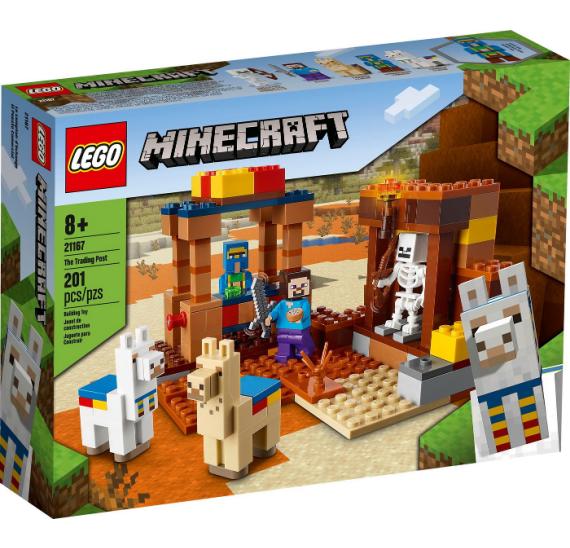 LEGO Minecraft 21167 Tržiště