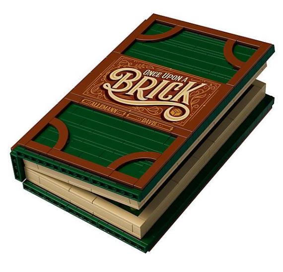 Vyklápěcí kniha  - detail