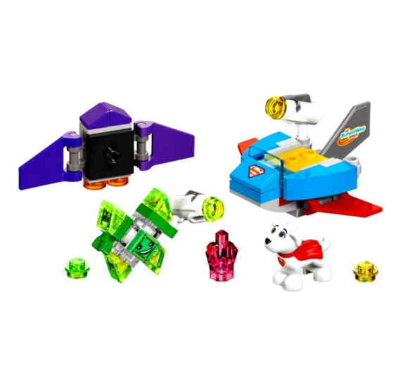 Lego Super Hero Girls 30546 Krypto Saves the Day - detail