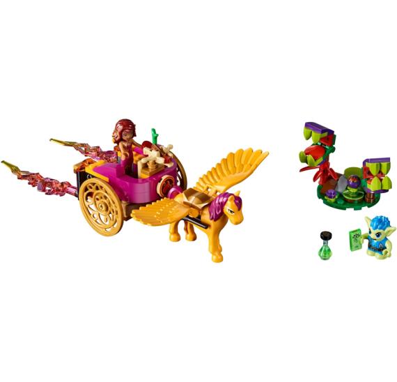 Lego Elves 41186 Azari a útěk ze Skřetího lesa - detail