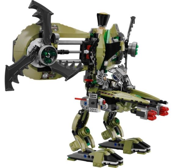 LEGO Ultra Agents 70164 - Úder Hurikánu 6