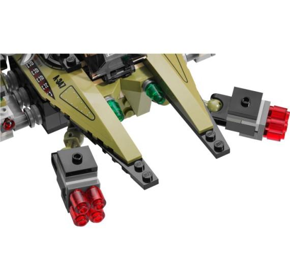 LEGO Ultra Agents 70164 - Úder Hurikánu 1